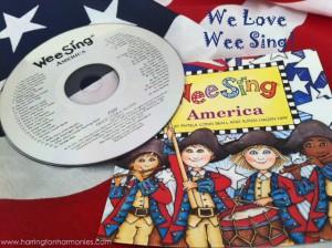 Wee Sing America by Pamela Beall and Susan Hagen Nipp
