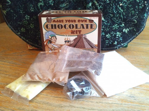 chocolate kit