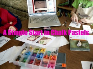 Chalk Pastels Art Curriculum Review