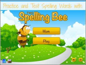 Practice and Test Spelling Words with The Spelling Bee App