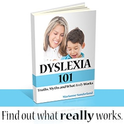 Dyslexia 101 - Find Out What Really Works - Review at Curriculum Choice
