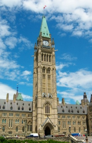 Canada's Peace Tower
