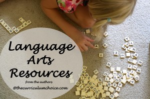 Language Arts Resources from Curriculum Choice Authors