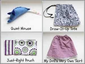 Sewing School Projects