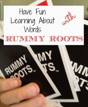A Fun Way to Learn About Words