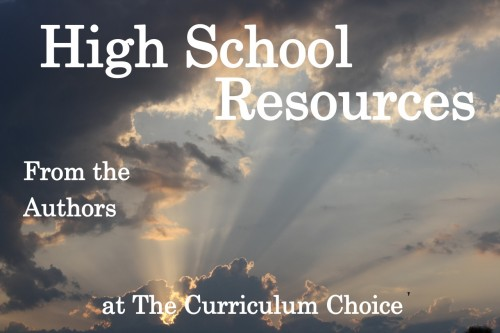 Choosing High School Homeschool Curriculum