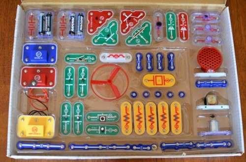 What's In Snap Circuits?