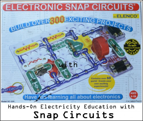 Hands-On Electricity Education with Snap Circuits