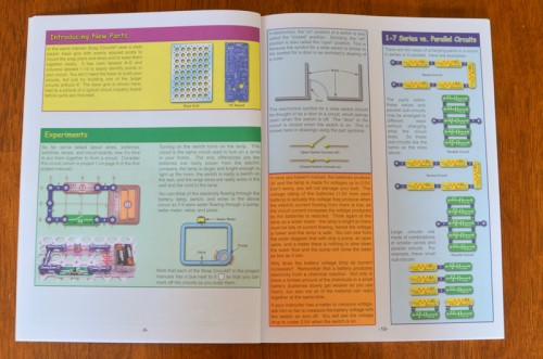 Snap Circuits Student Guide