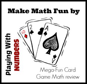 Mega-Fun Card Game Math