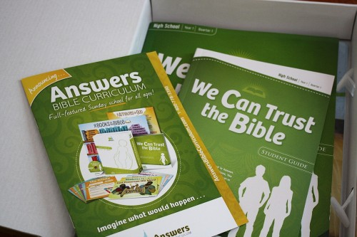 Answers Bible Curriculum