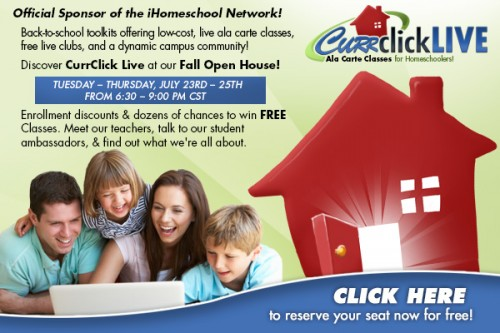 CurrClick Open House