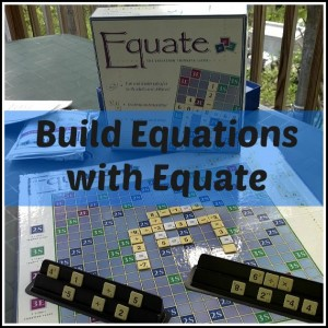 Equate Math Game