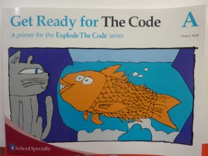 Do Early Phonics with Explode the CODE Primers