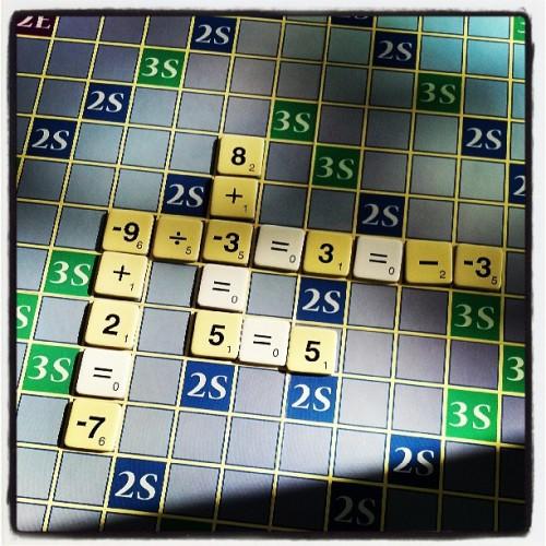 Equate Math Game