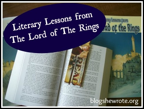 Curriculum Choice: Literary Lessons from The Lord of the Rings