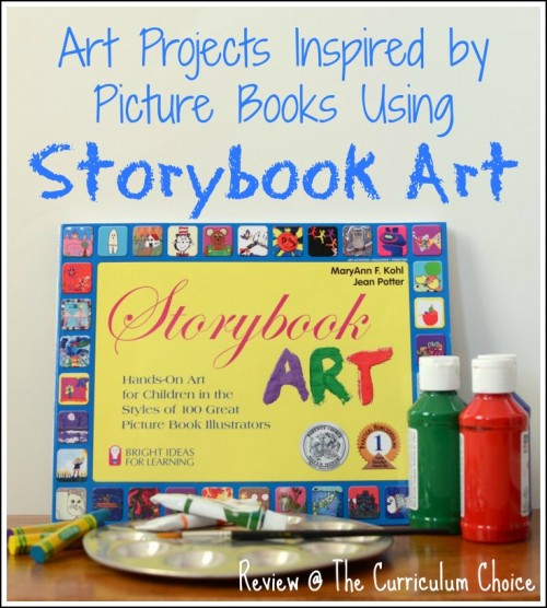Art Projects inspired by Picture Books