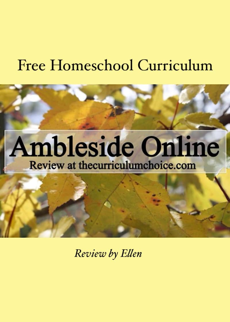 Ambleside Online: The Perfect Fit for Our Family - The Curriculum Choice