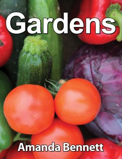 Gardens Unit Study by Amanda Bennett Review | The Curriculum Choice