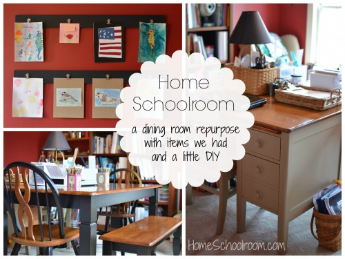 Home Schoolroom