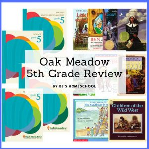 Elementary Homeschool Curriculum – Oak Meadow 5