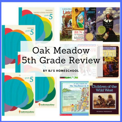 When looking for a elementary curriculum, we wanted something that would nurture this spirit of exploration with lots of hands on projects – yet would still cover all the bases. We found this and more in Oak Meadow's Fifth Grade Curriculum Package.