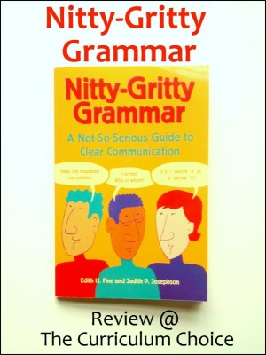 A Review of Nitty-Gritty Grammar
