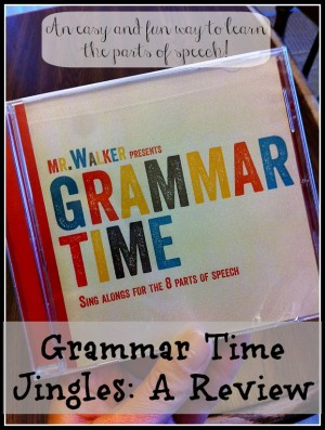Grammar Time Jingles: A Review