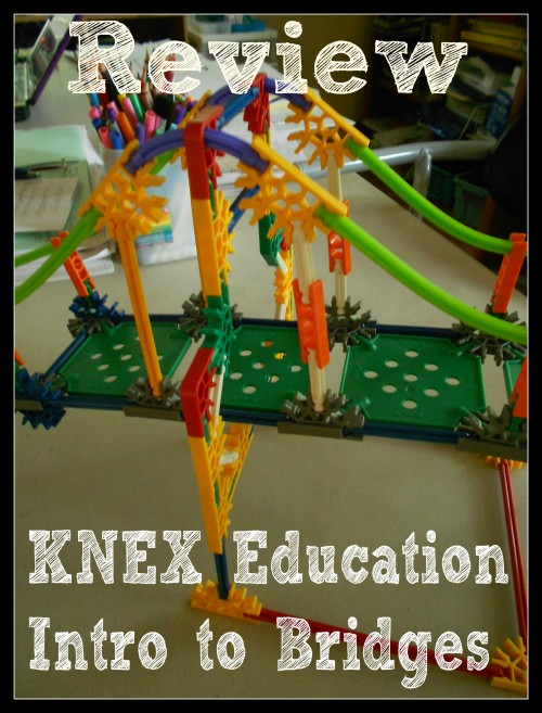KNEX Education Intro to Bridges @thecurriculumchoice
