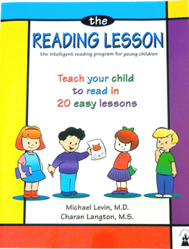 The Reading Lesson - book pic