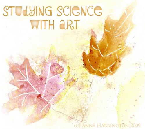 Learning Science Trhough Art