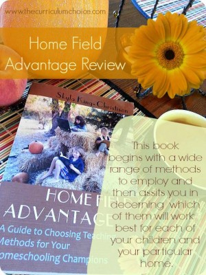 Home Field Advantage Review | The Curriculum Choice