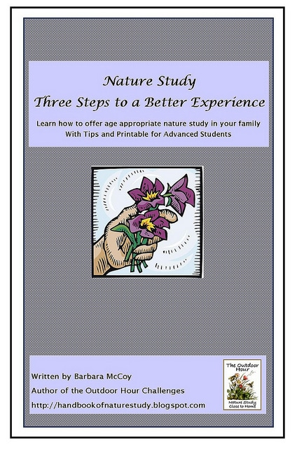 Nature Study Three Steps Big Cover