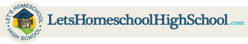 letshomeschoolhighschool logo