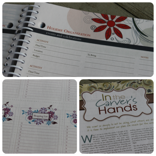 The Well Planned Day Family Planner Review by Cindy West