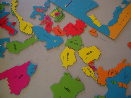 Geo Puzzles