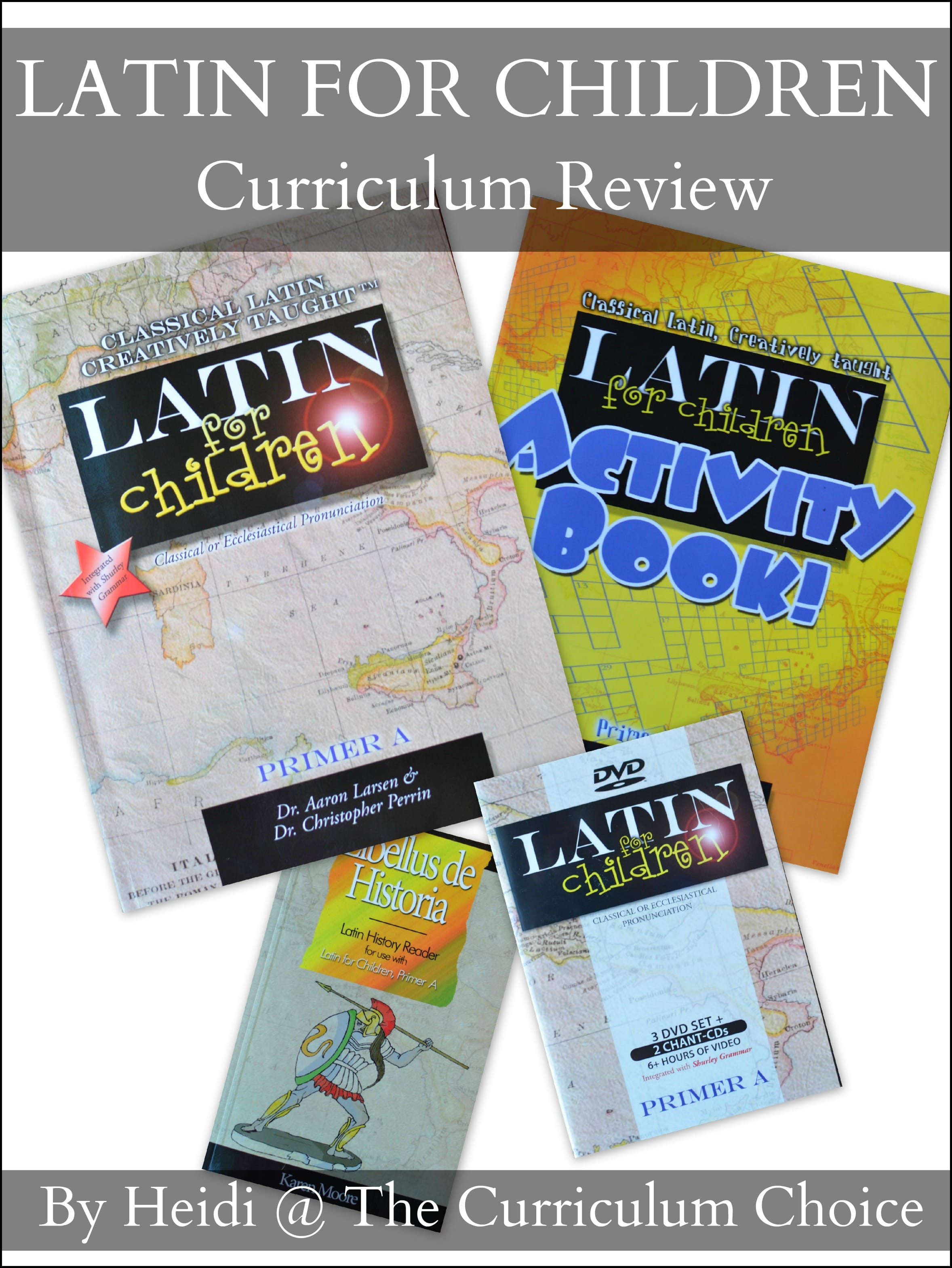 latin for children review
