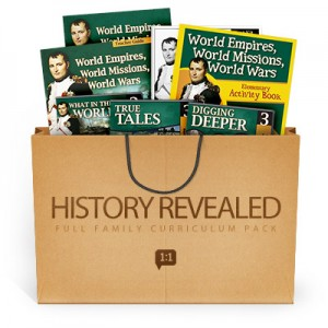 Answers in Genesis: History Revealed Curriculum Review