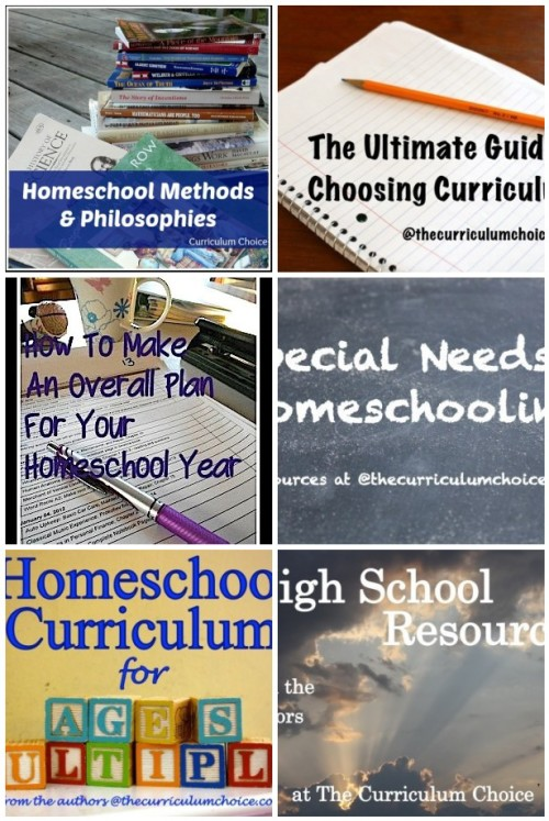 Curriculum Choice How to Homeschool