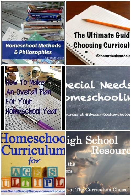 100 Top Homeschool Curriculum Reviews - The Curriculum Choice