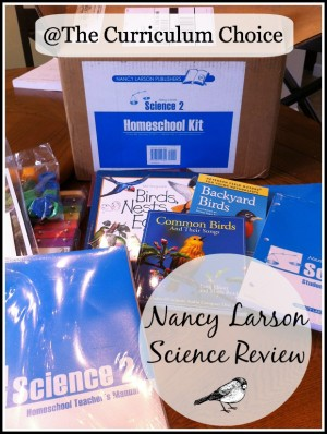 Nancy Larson Science Review