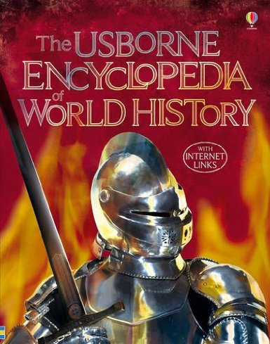 Review: The Usborne Encyclopedia of World History www.thecurriculumchoice.com