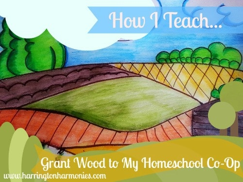 Art in the Homeschool | The Curriculum Choice
