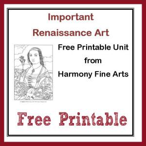 Harmony-Fine-Arts-Renaissance-printable-mini-unit-@harmonyartmom