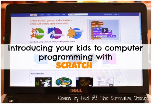 Scratch Programming Review