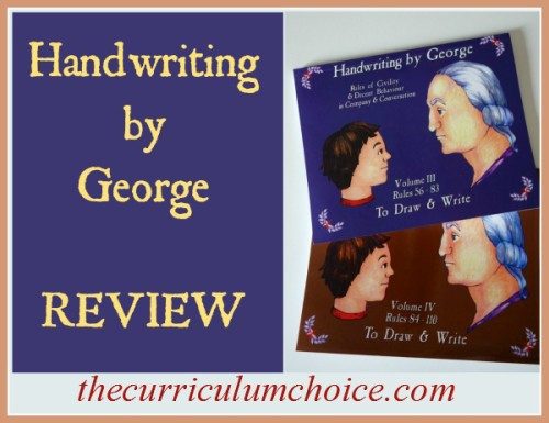 Handwriting by George – Review