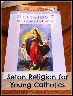 Seton Religion for Young Catholics