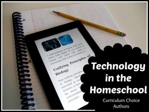 Technology in the Homeschool: Curriculum Choice Authors