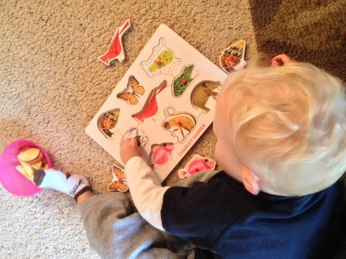 Charley Harper Wooden Puzzle (1)