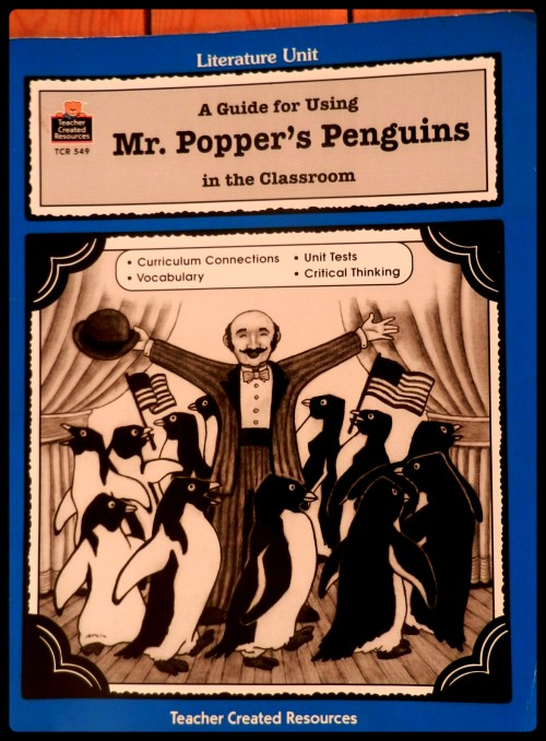 Mr. Popper's Penguins - Lit Guide Review